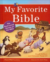 My Favorite Bible: The Best-Loved Stories of the Bible - Slightly Imperfect