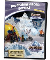 Decorating Places: Everest DVD