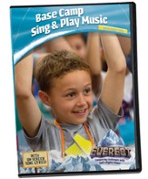 Base Camp Sing & Play Music DVD