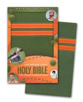 New International Version: Our Heritage and Faith Holy Bible: For African American Teens, Italian Duo-Tone 1984