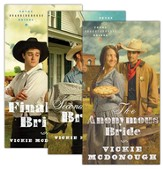 Texas Boardinghouse Brides Series, Volumes 1-3