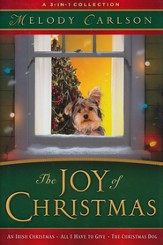 The Joy of Christmas: A 3-in-1 Collection - Slightly Imperfect