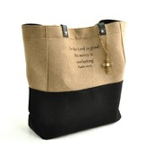 For the Lord is Good Tote