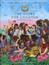 The Story for Children: A Storybook Bible   - Slightly Imperfect