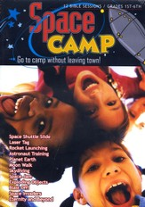 Space Camp, CD