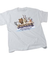 Everest VBS 2015: Bagged Everest Theme Child T-Shirt (X-Small 2-4)