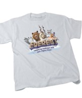 Everest VBS 2015: Bagged Everest Theme Child T-Shirt (Medium 10-12)