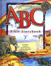 Egermeier's ABC Bible Story Book w/Audio CD