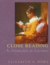 Close Reading Intro Literature & My Literature Lab Student Access Code Kit