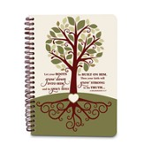 Journal - Tree - Let Your Roots Grow
