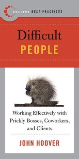 Best Practices: Difficult People - eBook