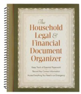 The Household Legal and Financial Document Organizer