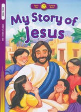 My Story of Jesus Coloring Book