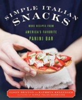 Simple Italian Snacks - eBook