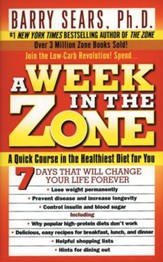 A Week in the Zone - eBook