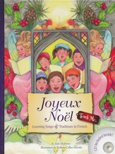 Teach Me...Joyeux Noel: Learning Songs & Traditions  in French