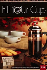 Fill Your Cup Women's Ministry Mini-Event Kit