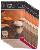 Fill Your Cup Memory Booklets, Pack of 10