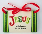 Jesus is the Reason, Plaque