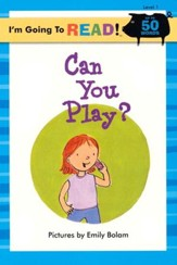 I'm Going to Read (Level 1): Can You Play