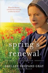 Spring's Renewal - eBook