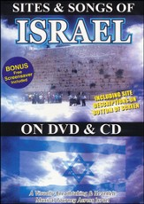 Sites & Songs of Israel (DVD & CD)