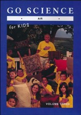 Go Science 2 for Kids DVD, Volume Three: Air