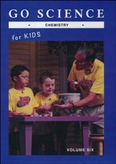 Go Science 2 for Kids DVD, Volume 6: Chemistry