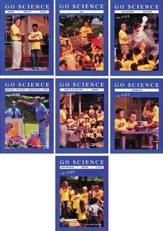 Go Science 2 For Kids DVD Set (7 DVDs)