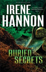Buried Secrets, Men of Valor Series #1