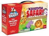 Buzz Pre-K&K: Kingdom Safari Kit, Fall 2015