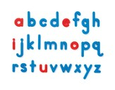 Magnetic Moveable Alphabet Letters