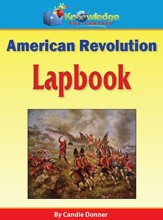 American Revolution Lapbook (Printed Edition)
