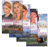 Melody Carlson Amish for Teens; 4 Volumes