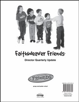 FaithWeaver Friends Director Quarterly Update, Fall 2015