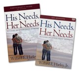 His Needs, Her Needs, DVD & Participant Guide