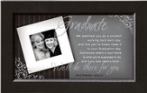There For You, Graduate Framed Print