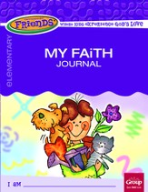 FaithWeaver Friends Elementary Student Book: My Faith Journal, Fall 2015