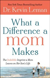 What a Difference a Mom Makes: The Indelible Imprint a Mom Leaves on Her Son's Life - Slightly Imperfect