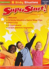 SuperStart! Sticky Situations, Teacher DVD, Volume 1, Number 1