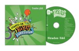 Hands-On Bible Curriculum Grades 5&6: CD, Fall 2015