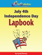 July 4th: Independence Day Lapbook (Printed Edition)