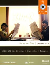 Faith Café Season One: Episodes 27-39, Leader's Guide with DVD