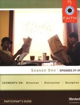 Faith Café Season One: Episodes 27-39, Participant's Guide