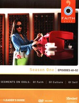 Faith Café Season One: Episodes 40-52, Leader's Guide with DVD