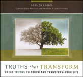 The Truth that Transforms Sermons 9-CD set