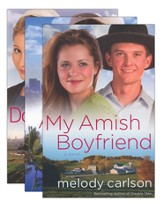 Melody Carlson Amish Series for Teens, 3 volumes