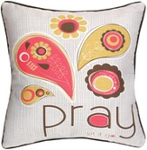 Pray, Let it Go Pillow