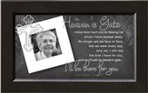 There For You, By Heaven's Gate Framed Print