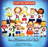 Thank You, God: A Lift-the-Flap Book